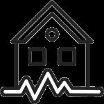 icona abitazione anti-sismica