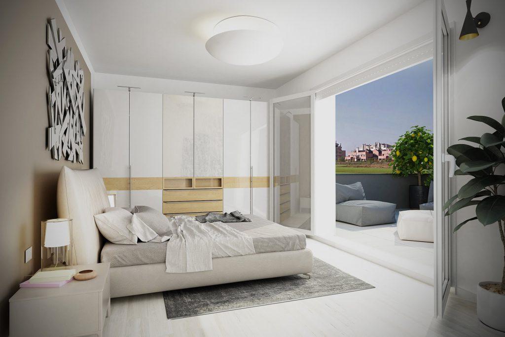 Habita 3.0 camera da letto