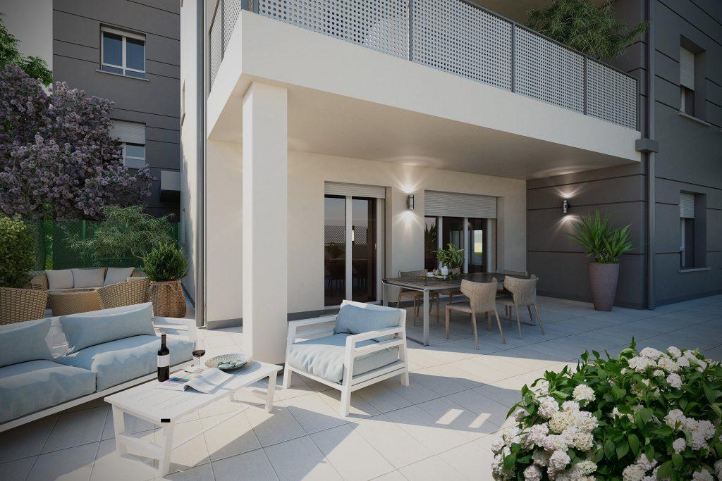 Habita 3.0 appartamento al piano terra