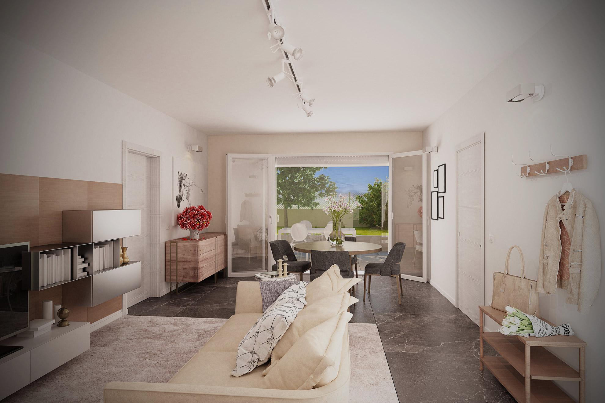 Habita 3.0 interno appartamento